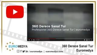 360 Derece Mekan Çekimi - 0212 272 48 84 - Euromedya