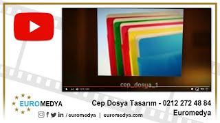 Cep Dosya Tasarımı - 0212 272 48 84 - Euromedya