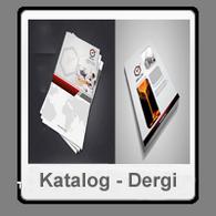 Katalog Dergi Tasarımı