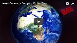 Arken Jeneratör (İngilizce) Firma Tanıtım Filmi