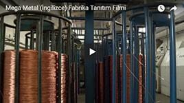 Mega Metal (İngilizce) Fabrika Tanıtım Filmi