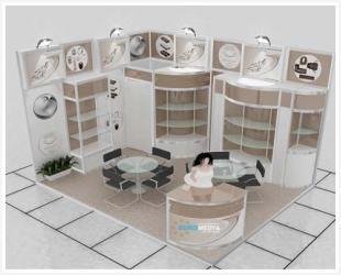 Fuar stand tasarımı euromedya
