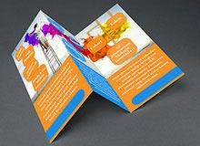 Broşür Tasarımı (İki Kırım)