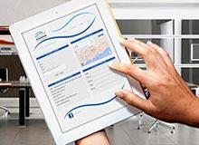 Web Tasarım Tablet Görünümü