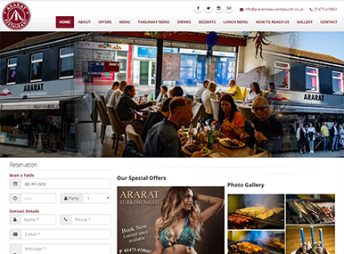 Ararat Restaurant (Londra)