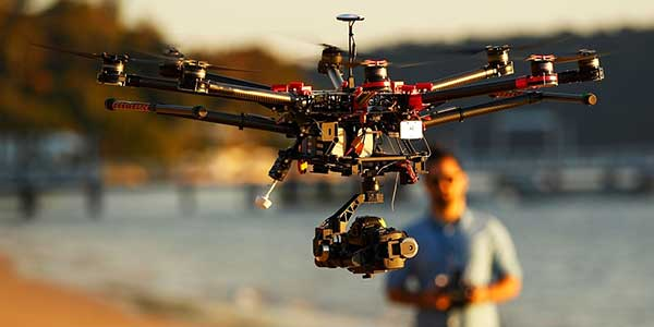 Aerial Video Shooting and 4K Video Shooting from Air