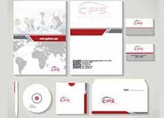 CPS Kurumsal Kimlik Tasarımı