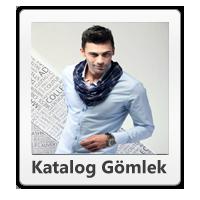 Katalog Gömlek Tasarımı