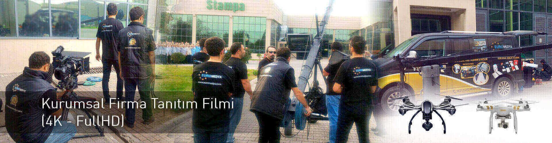 Kurumsal Firma Tanıtım Filmi 4K Full HD