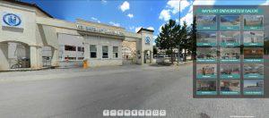 Üniversite 360 Derece Sanal Tur Çekimi