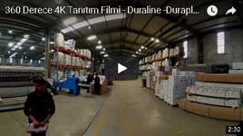 4k 360 Derece Tanıtım Filmi Duraline