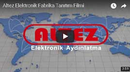 Altez Elektronik Fabrika Tanıtım Film