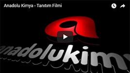 Anadolu Kimya (Türkçe) Firma Tanıtım Filmi