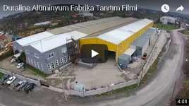 Duraline Alüminyum Fabrika Tanıtım Filmi