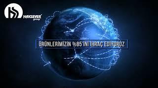 Haksever Tekstil İstanbul Kurumsal Tanıtım Filmi