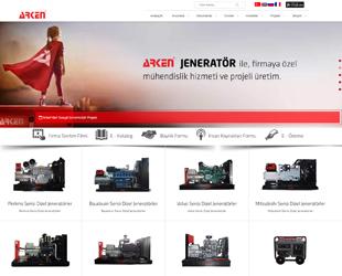Elektrik Sektöründe Arken Jeneratör Firması Firmamızı Tercih Etmiştir.