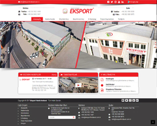 Eksport Hardware Company in Construction Materials Industry has preferred our company.
