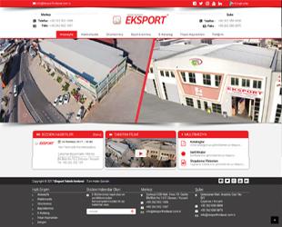 İnşaat Malzemeleri Sektöründe Eksport Hırdavat Firması Firmamızı Tercih Etmiştir.