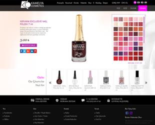 Kozmetik Sektöründe Kamelya Kozmetik Firması Firmamızı Tercih Etmiştir.