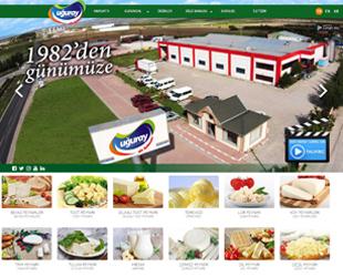 Gıda Sektöründe Uğuraysüt Firması Firmamızı Tercih Etmiştir.