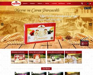 Uğurlu Pismaniye Company has preferred our company in the food sector.