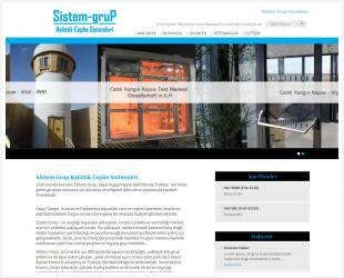 Sistem Group Corporate Web Software and Design Project Started