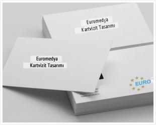 Kartvizit Tasarımı Euromedya