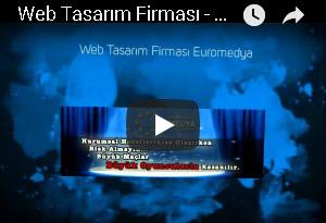 Web Tasarım Firması - 0212 272 48 84 - Euromedya